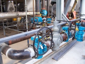 Industrial Gas Piping